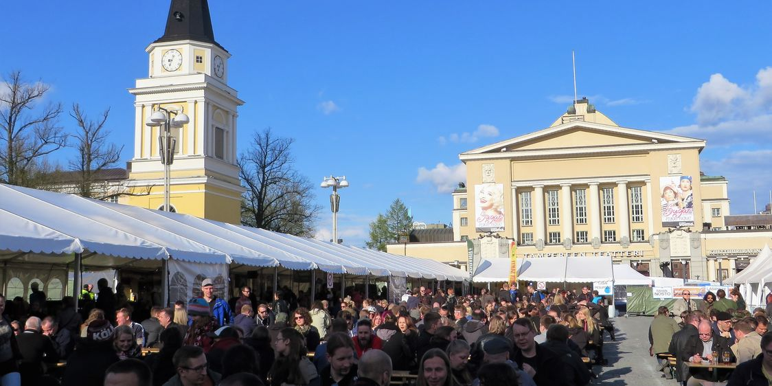 Seminaari Tampere Suuret oluet pienet panimot