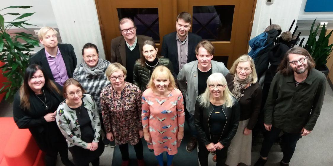 Aineettoman kulttuuriperinnon asiantuntijaryhma 2018 2022