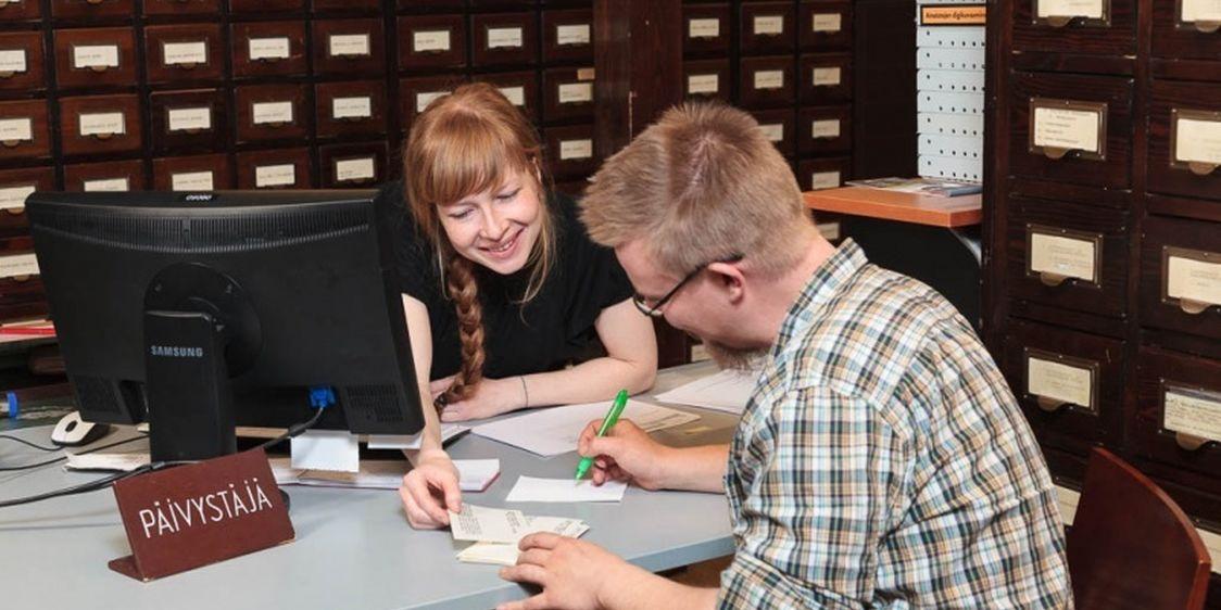 Suomalaiskirjallisuuden seura perinteen keruu