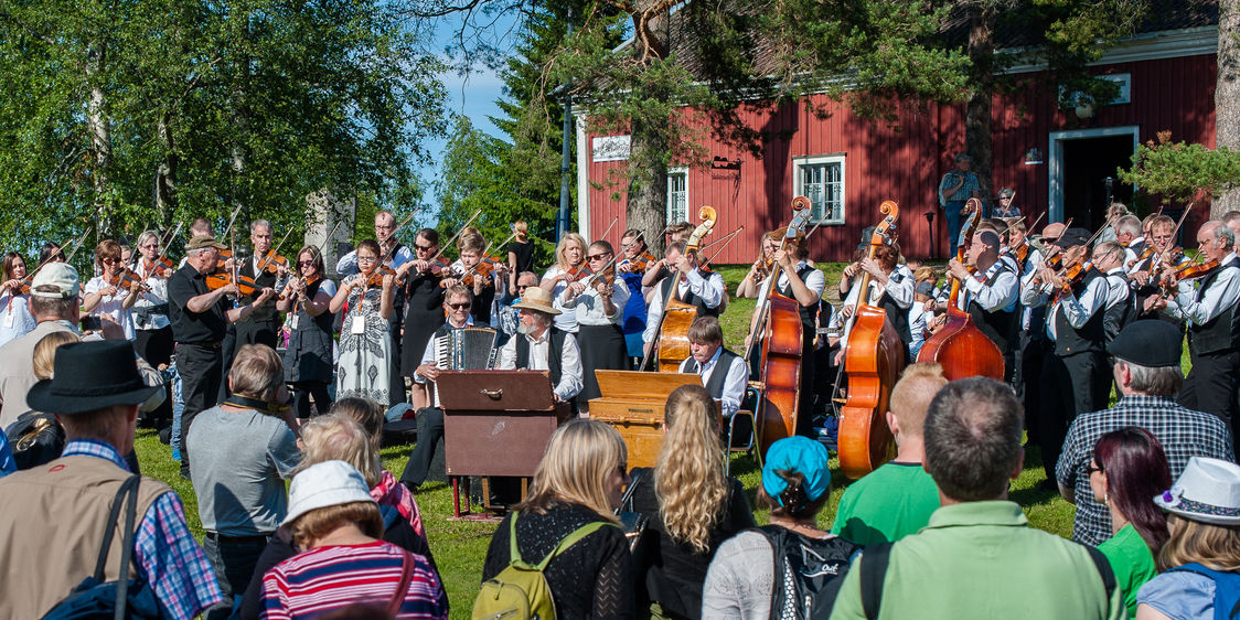 Kaustinen Fiddle Playing 01